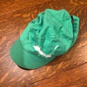 Green Puma Hat